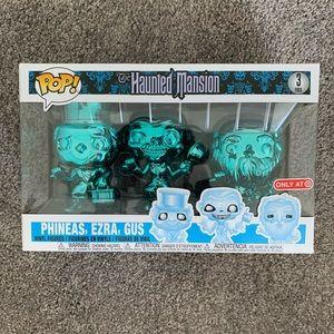 NIB Funko POP Disney Haunted Mansion 3 Pack